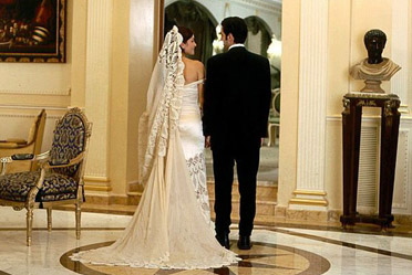 Ingresso Sposi a Caserta