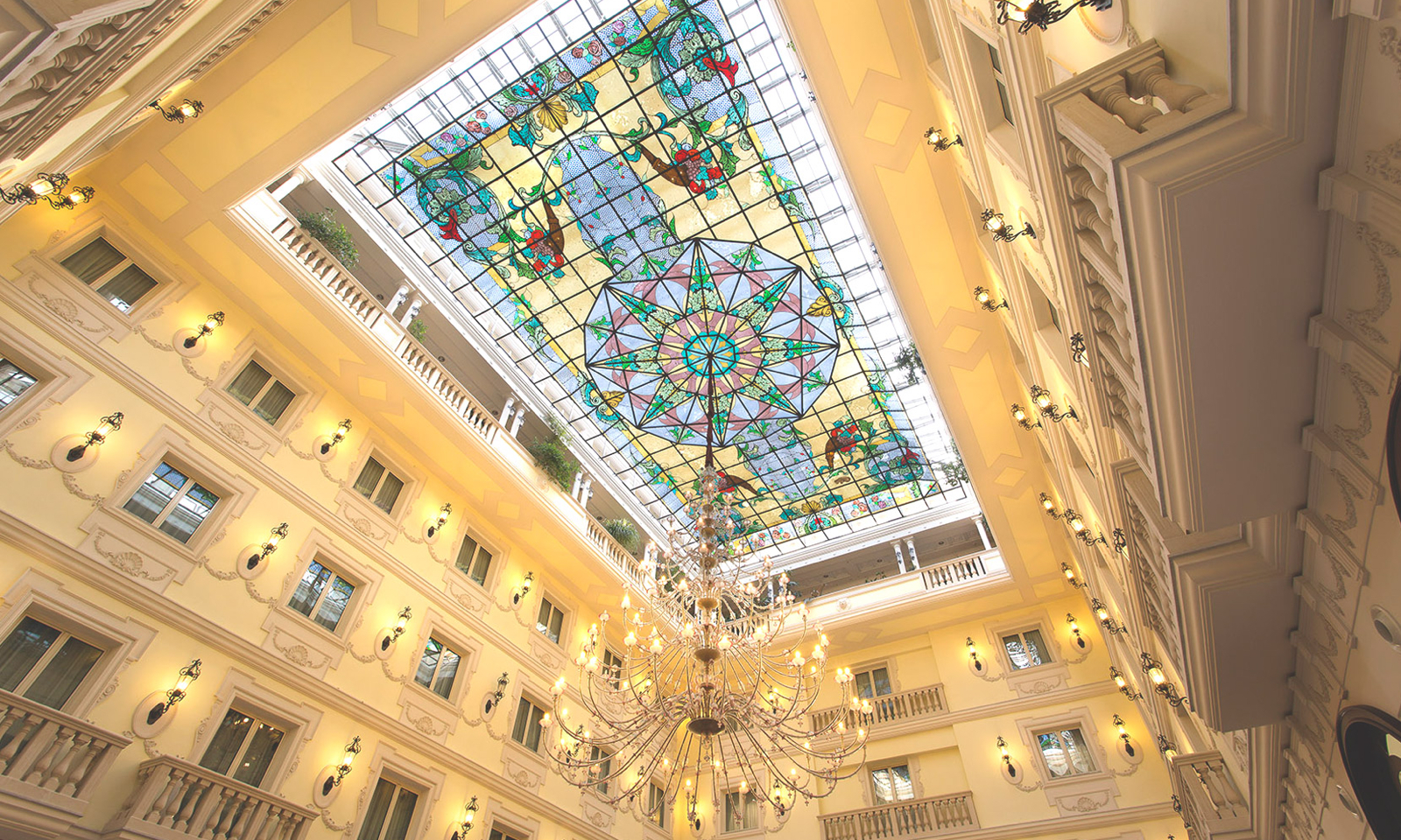 Hotel Caserta 4 stelle - Hall