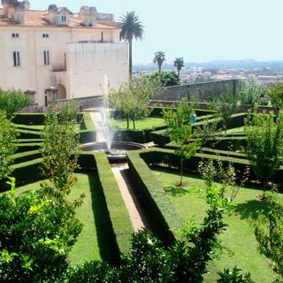 San Leucio monumental complex, near Caserta