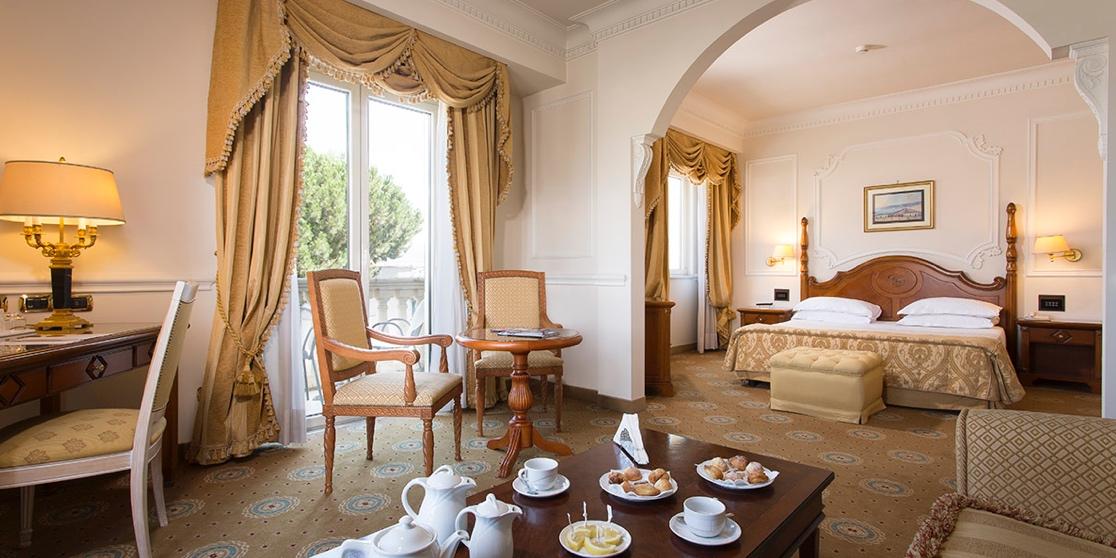 Hotel lusso Caserta