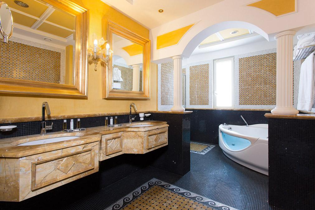 Hotel Caserta - Grand Hotel Vanvitelli - Hotel lusso Caserta