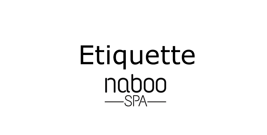 SPA Etiquette