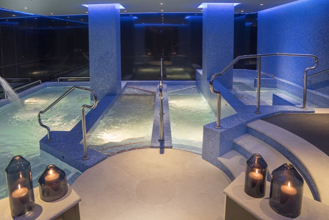 Caserta SPA with swimming pool - 18