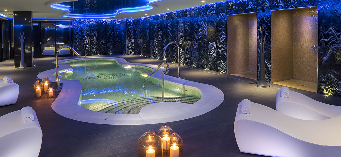 hotel with SPA wellness in Caserta