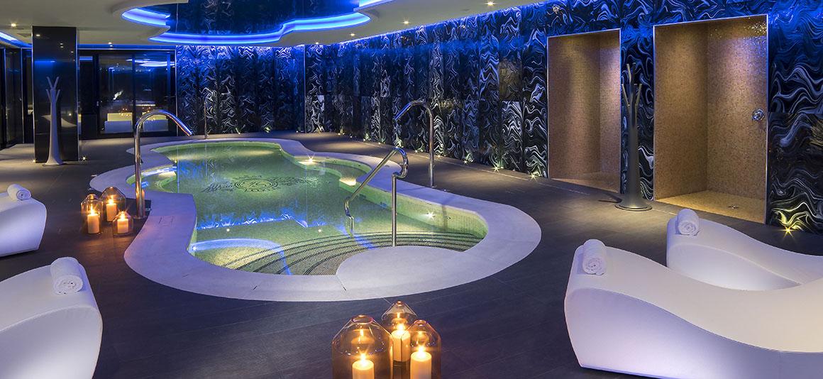 Hotel con spa a caserta grand hotel vanvitelli for Hotel ortigia con spa