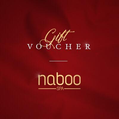 Regala benessere @NABOO SPA